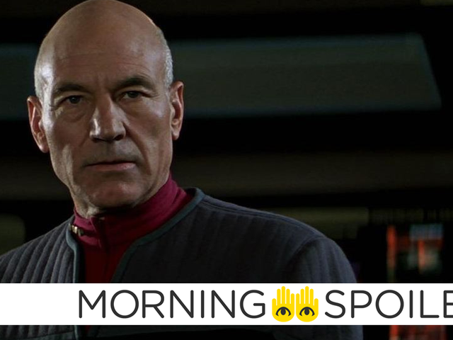 More Rumors About Patrick Stewart's Potential Return to Star Trek