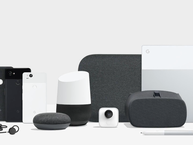 Everything Google Announced Today