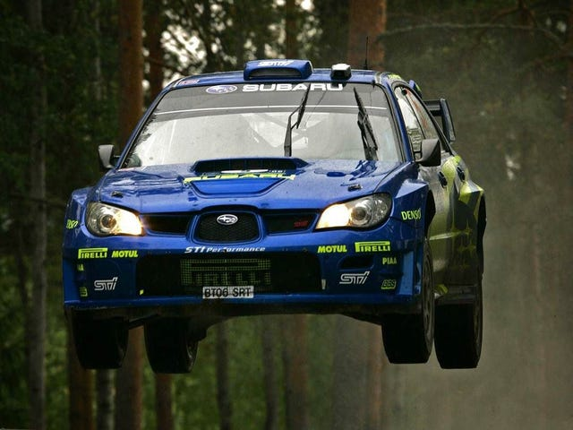 Petter Solberg bersara dari Motorsport Top-Level