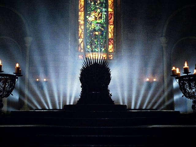 Game of Thrones Challenges You to Find These Actual Iron Thrones
