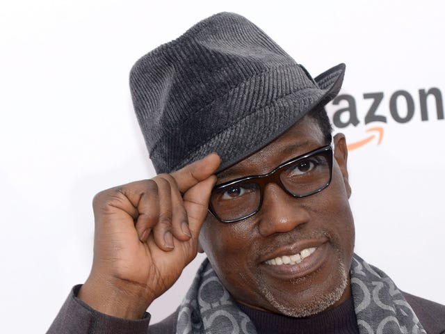 Wesley Snipes Recalls Trying to Get a Version of Black Panther Made in the '90s