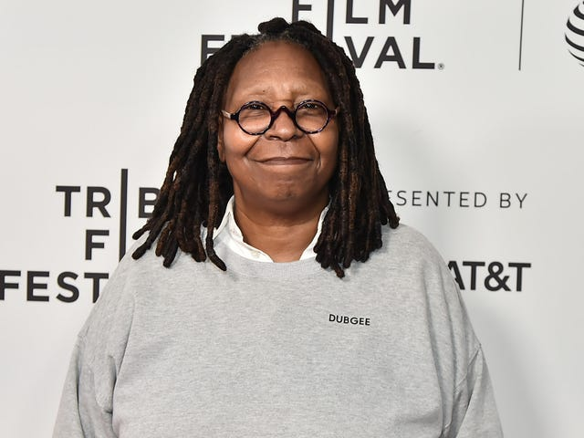 Capitalizing on Comfort: With Dubgee, Whoopi Goldberg's Next Role Is Fashion Entrepreneur