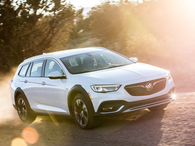 Buick Thinks Half Of Regal Buyers Will Get The TourX—If They Don't Call It A Wagon