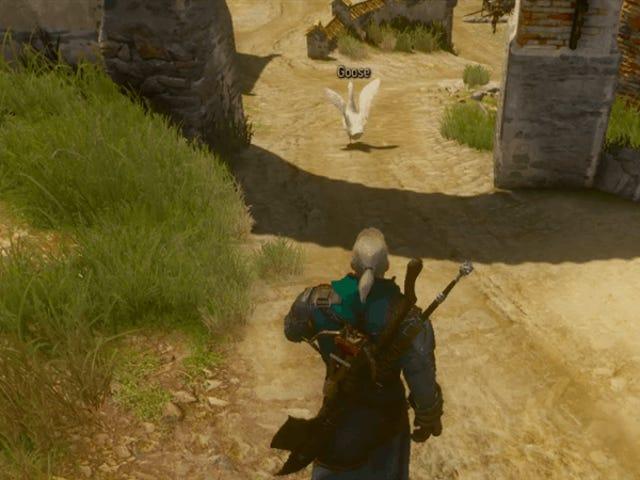 <i>The Witcher 3</i> heeft grote ganzen