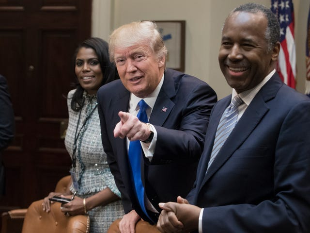 Trump's Black 'Friends,' Explained