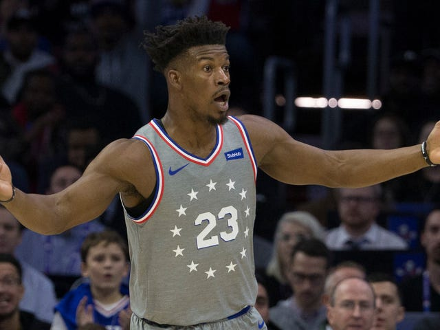 Jimmy Butler: I Pooped On My Timberwolves Teammates Even Worse Than You Thought