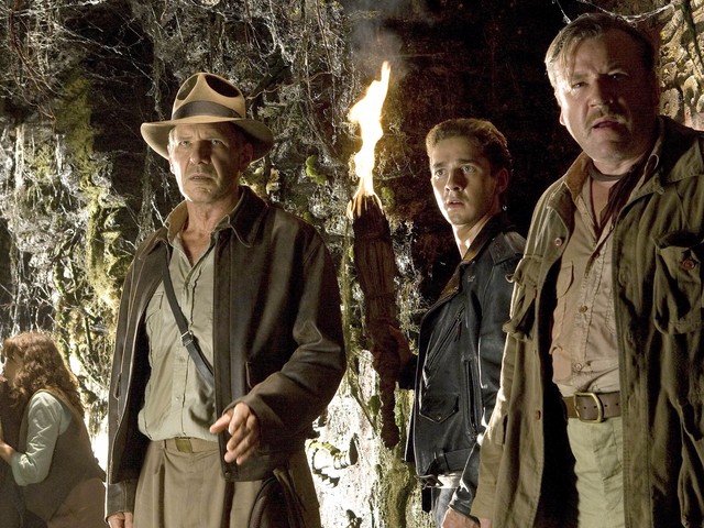 Oh, That's a Relief:Indiana Jones 5 Won't Include Shia LaBeouf's Mutt Williams