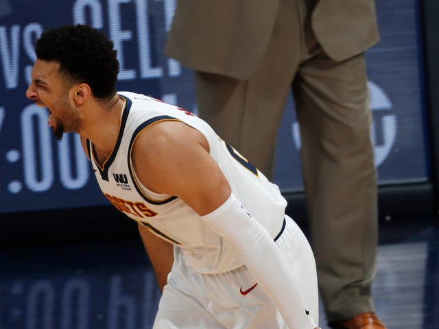 Jamal Murray Washed Away The Sins Of His Horrendous Start With A Near-Perfect Fourth Quarter