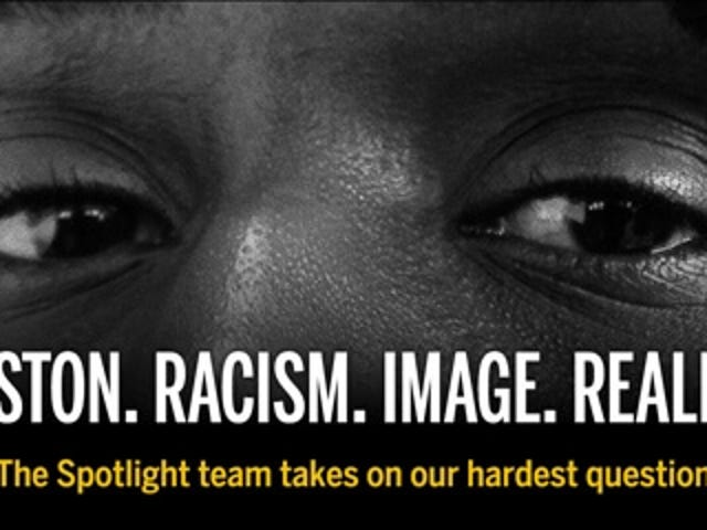 Boston Globe Measures the City's Racism