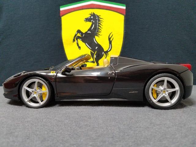 Ferrari Fhursday: HW Elite 458 Spider