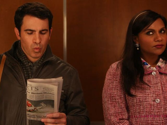 A flashback shows what makes Danny and Mindy work (and not work)