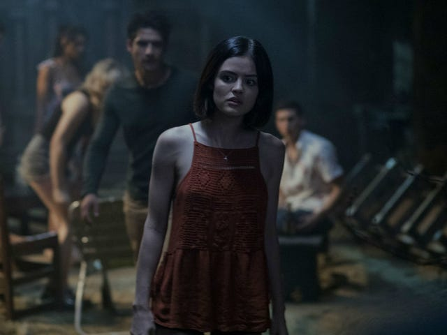 Truth or Dare Is a Mostly Terrible Movie With an Impressively Bonkers Ending