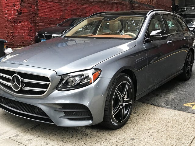 What Do You Want To Know About The 2018 Mercedes-Benz E400 Wagon?