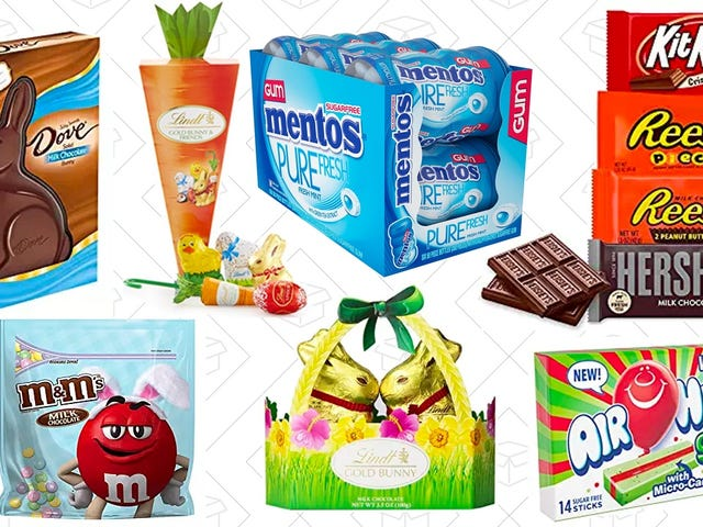 Fill Your Basket With Discounted Candy In This One-Day Amazon Sale