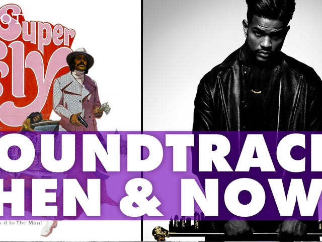 A Look at the Superfly Soundtrack, Then and Now