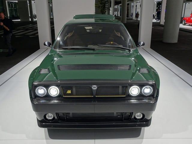 Reimagined $ 350,000 Lancia Delta Integrale เป็นสิ่งที่พิเศษยิ่งกว่า Hypercar