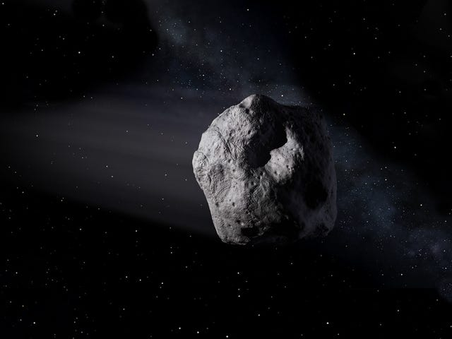 Why Is This Asteroid Orbiting the Wrong Way Around the Sun?