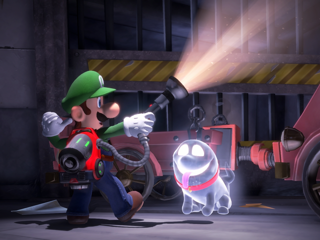 Luigi's Mansion 3 Developers Promise Better Bosses And More Puzzles