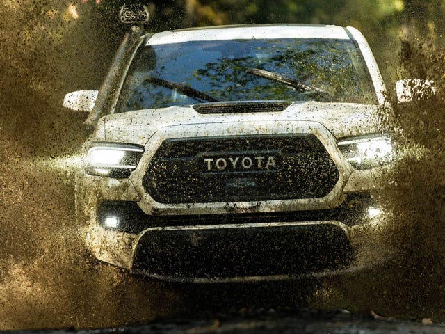 The 2020 Toyota Tacoma Gets Upgrades to Fight the Ford Ranger