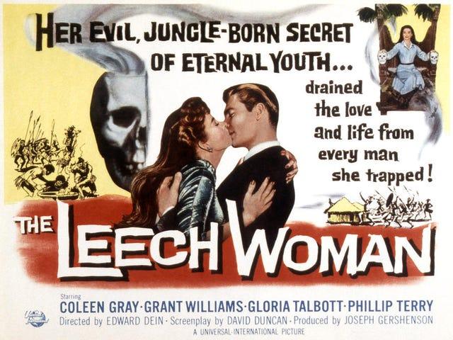 Svengoolie: Η γυναίκα του Leech (1960)