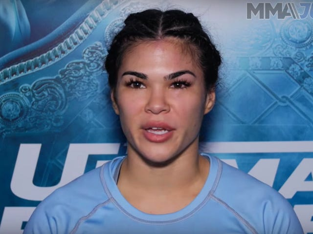 UFC Fighter Rachael Ostovich Hospitalized After Alleged Domestic Violence Attack [Update]