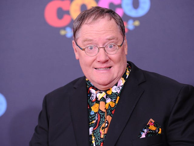 John Lasseter is leaving Disney and Pixar for good after misconduct allegations