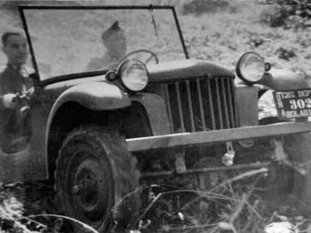 Jeep Grilles: the early years
