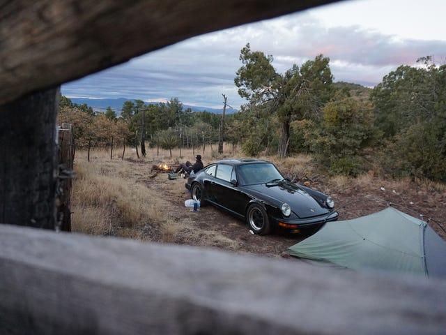 Car Camping: 911