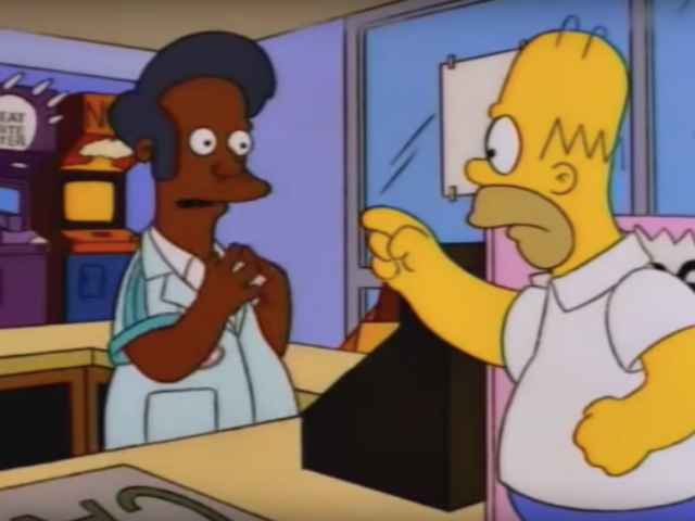 The SimpsonsReportedly Dropping Apu for Good