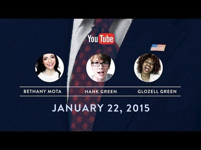 เพราะ Bethany Mota สัมภาษณ์ประธานาธิบดี