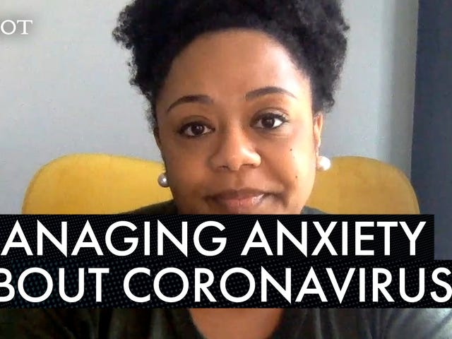 These Therapist-Approved Tips Can Help Manage Your Anxiety Around the Coronavirus