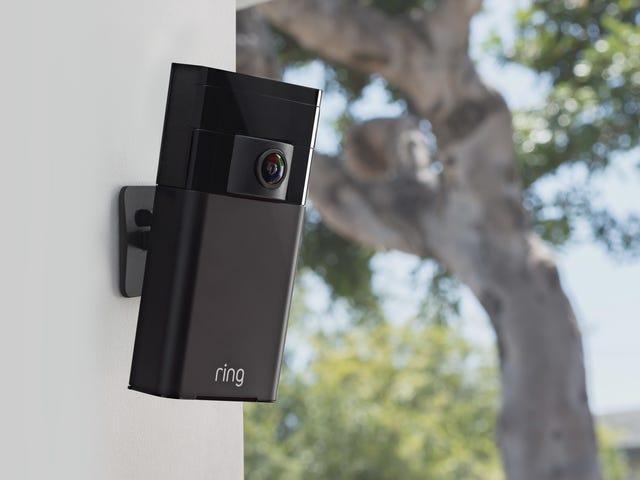 """如何保护环型摄像机免受最新的""""麻烦"""""""
