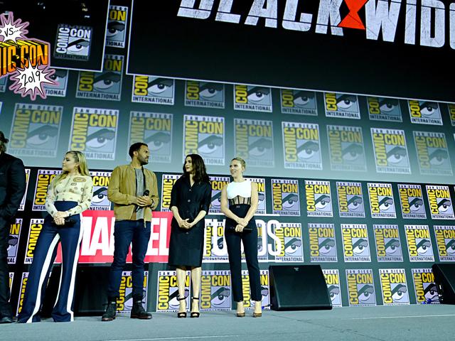 Ny koncept kunst afslører vores første kig på Black Widows Taskmaster