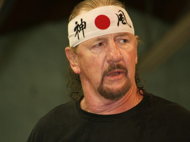 "Terry Funk Scouts The Budding Brawl Between ""Two Assholes"" Trump And Biden"