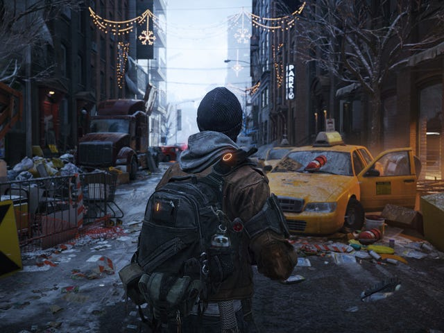 Looks like The Division Could be Getting a Downgrade...