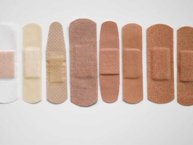Skin Deep: Appreciation for Dark Brown Flesh-Colored Bandage Goes Viral