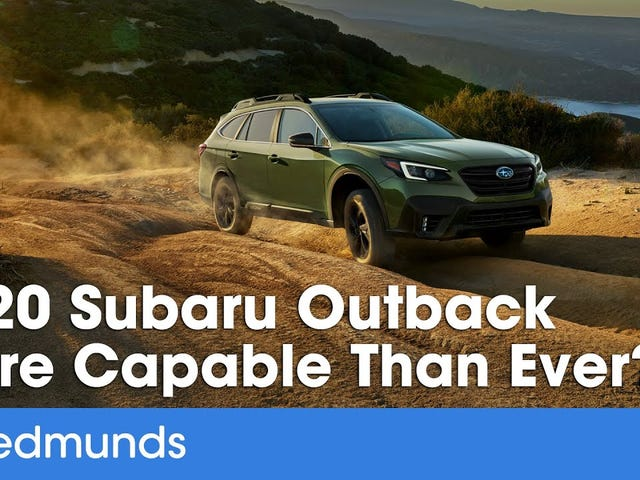 2020 Outback reviews are out