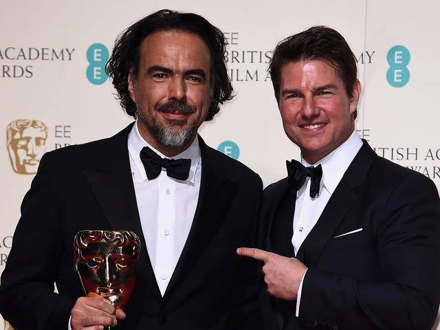 Tom Cruise'un Yüzü Hakkında Herkesin Kafası Karıştı