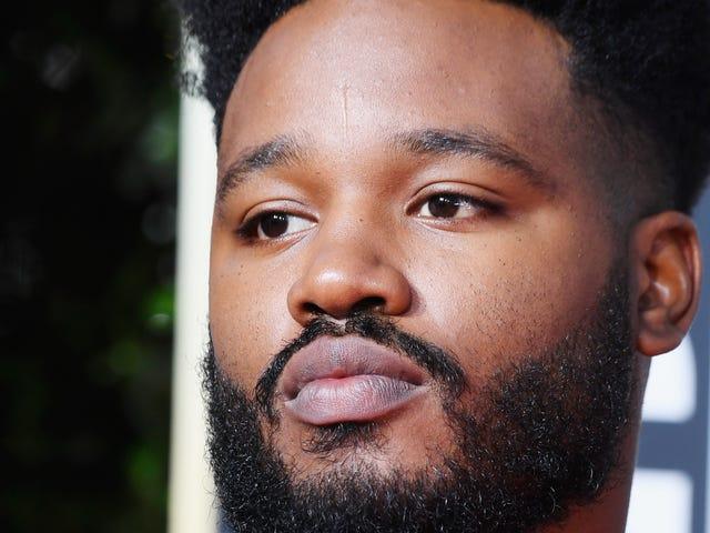 그럼, 2019 년 골든 글로브에서 그 <i>Black Panther</i> 농담에 대해 ...