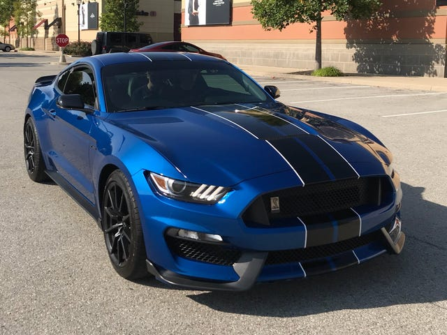I've Got a Shelby GT350 For The Weekend AMA