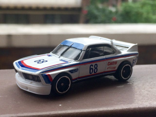 It's my time to custom this Bmw 3.0 Csl.