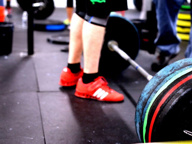 How to Psych Yourself Up for a Deadlift Workout