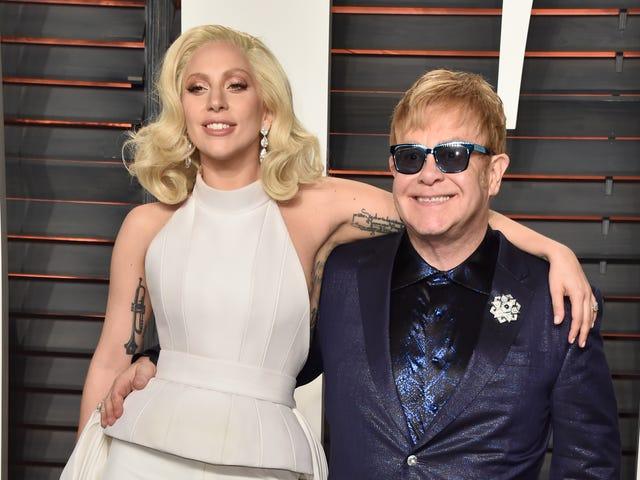 """Elton John przewiduje śmiałe przewidywanie, że """"Shallow"""" zdobędzie Oscara za najlepszą oryginalną piosenkę"""