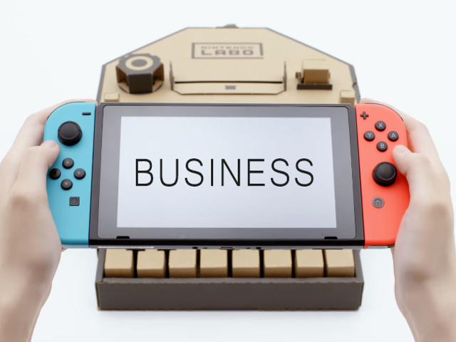 This Week In The Business: Nintendo Enjoys The Fruits Of Its Labo