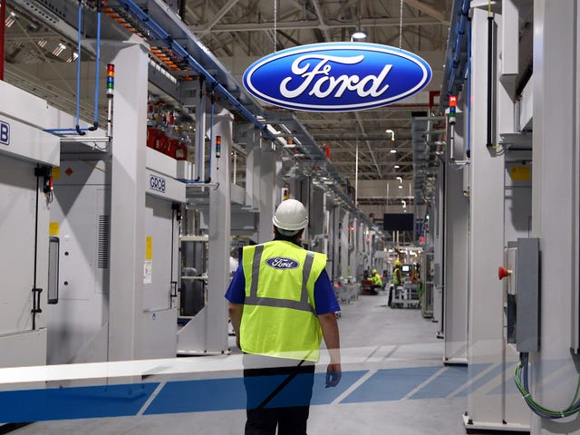 Ford Will Drop $1.2 Billion On Michigan Plants But Mexico Still Makes Tons Of Cars