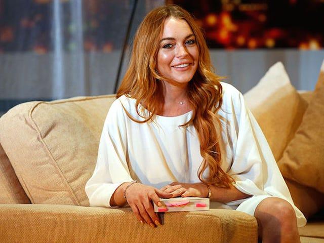 Lindsay Lohan a des conseils pour les autres femmes en 30 ans