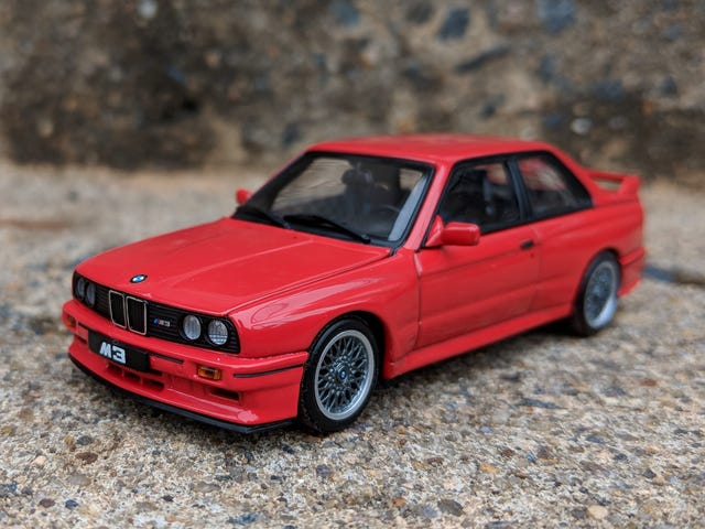 LaLD ///May: 1990 Cecotto BMW M3 Sport Evolution