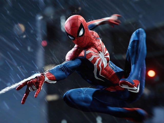 Goofy Spider-Man Glitch vender alle til at gå bunker af denim