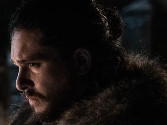 Kunstner Robert Ball Fanger den første 'smukke død' af sidste sæson af Game of Thrones