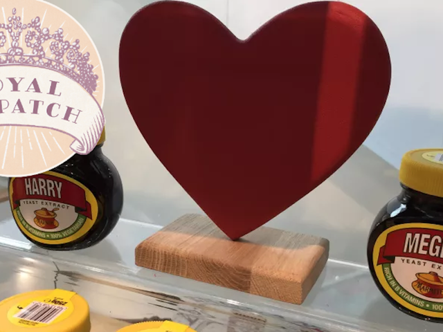 From Personalized Marmite to Ugly-Ass Flags: Here Are the Wildest Souvenirs I Found at the Royal Wedding
